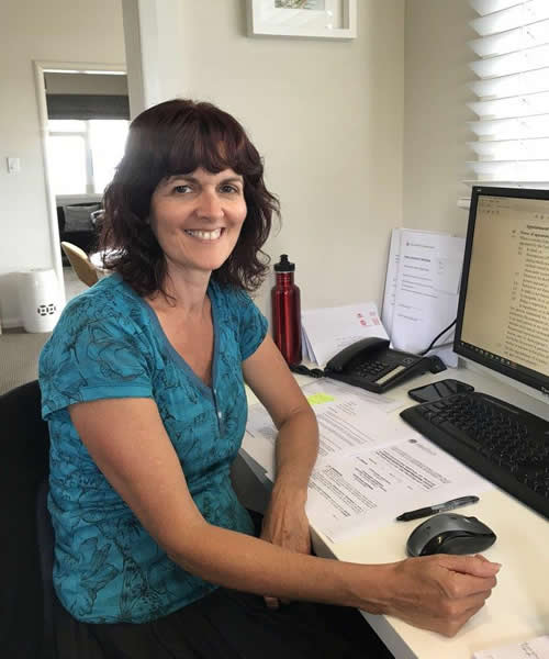 Maree Stade Is The Trust Manager At Blackmore Wealth Management In Nelson