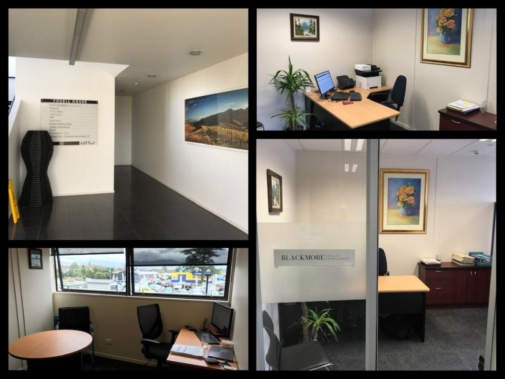 BWM Blenheim's New Office